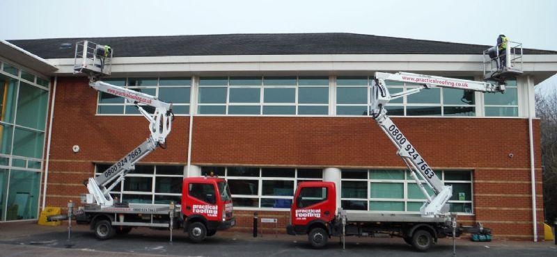 Roofing Stourbridge Industrial Roof Repairs